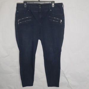 Size 24 Torrid Jeans